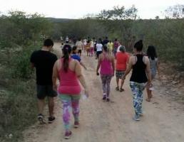 Caminhada do NASF