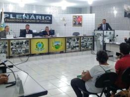 Vereadores de Santa Terezinha aprovam projeto do Assentamento Nego Fuba e denunciam perseguição por parte da prefeitura