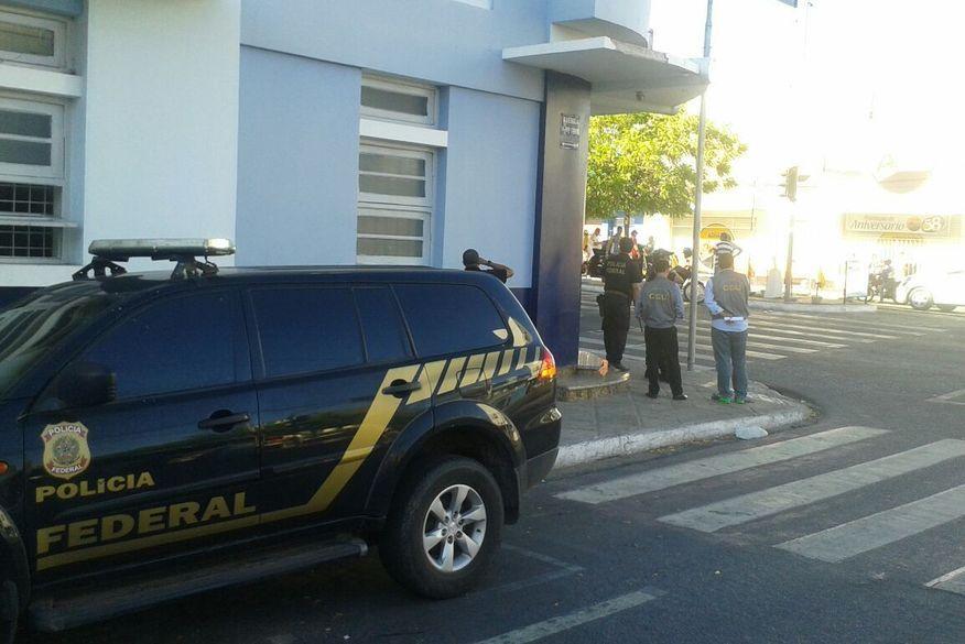 PF deflagra Operação em Patos e JP e cumpre seis mandados de prisão