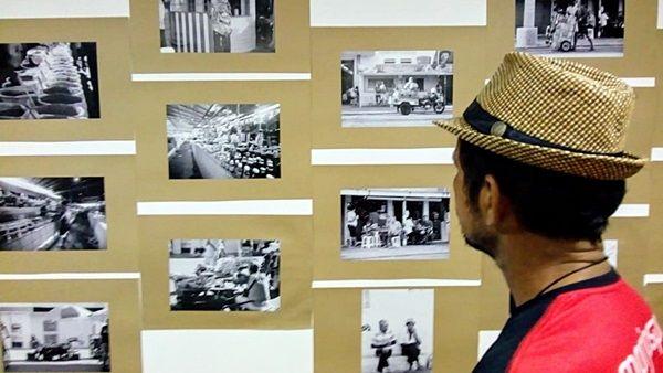 Exposição fotográfica \\\'Mercado Central\\\' é aberta hoje (20), na FUNES