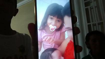 Final feliz: após mobilização, garotinha de 4 anos é encontrada na cidade de Teixeira ; veja vídeo!