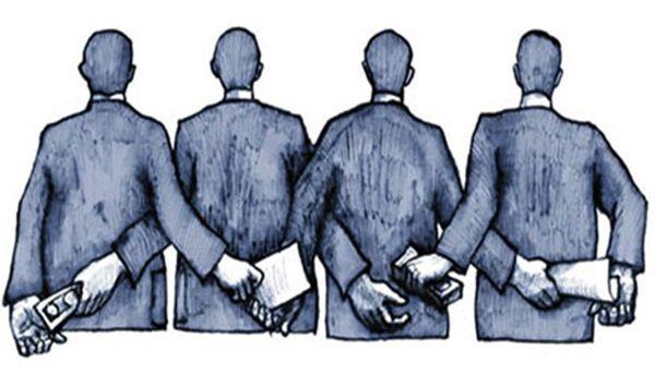 UMA POR DIA... A CORRUPÇÃO INSTITUCIONALIZADA!