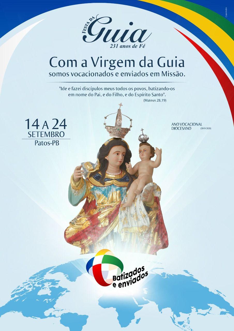 Lançamento da Festa da Guia 2019