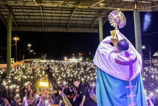 Grande expectativa para Missa com Orações de Cura e Libertação, em Taperoá; veja vídeo