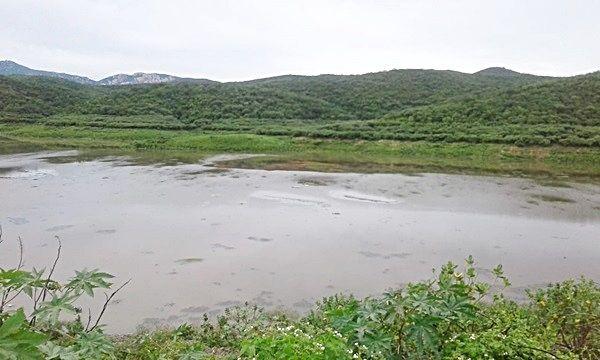 Barragem de Capoeira está com 16 milhões de metros cúbicos de água