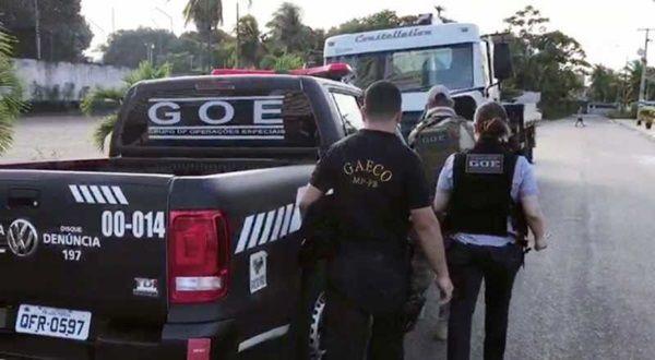Terceira fase: Operação Calvário cumpre mandado de busca contra Livânia Farias e mais 9 pessoas