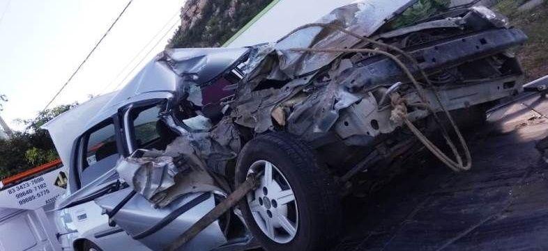 Tragédia! Família se envolve em acidente e criança de 9 anos morre próximo Olho D'agua