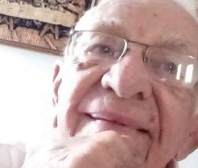 Parada cardíaca causa morte de Inácio, avô do secretário Luís Tôrres