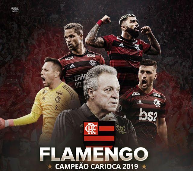 Flamengo vence Vasco mais uma vez e é campeão carioca