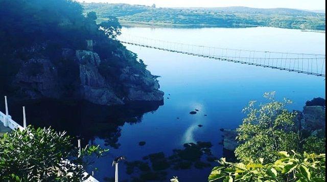 Barragem de Mãe D'água, em Coremas, pega 38 centímetros de água em 24h de