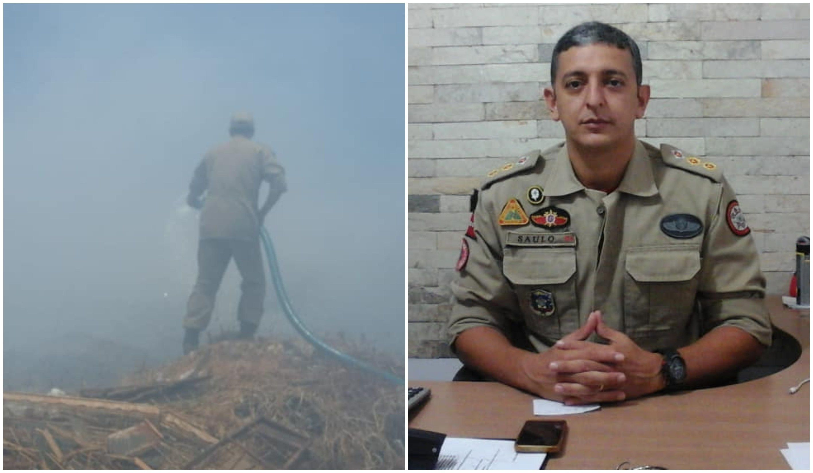 Tenente-coronel Saulo Laurentino é promovido e vai comandar agora o 3° Comando Regional