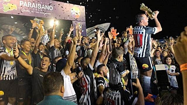 TRI: Botafogo derrota o Campinense e conquista o Tricampeonato do futebol paraibano