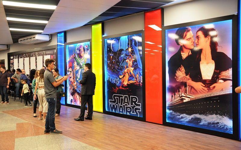 Convidados se surpreendem com novos espaços inaugurados nesta segunda-feira no Shopping Guedes – Veja fotos!