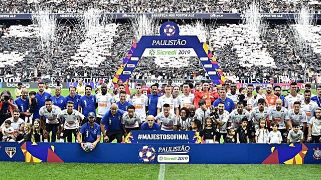 Corinthians é tricampeão e chega ao seu 30º título