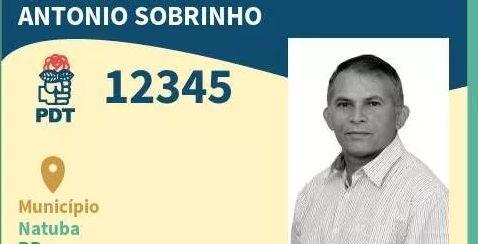 Vereador é assassinado com cinco tiros na porta de Câmara Municipal na PB