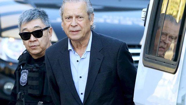 DE NOVO: LAVA JATO: TRF-4 determina prisão de José Dirceu