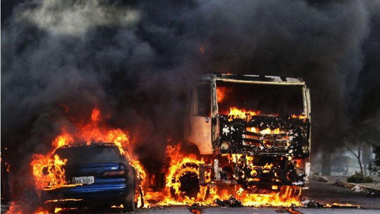 CEARÁ: número de autuados por envolvimentos nos ataques chega a 239, contabiliza Secretaria de Segurança