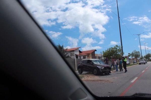 Deputada Estela Bezerra sofre acidente de carro em João Pessoa