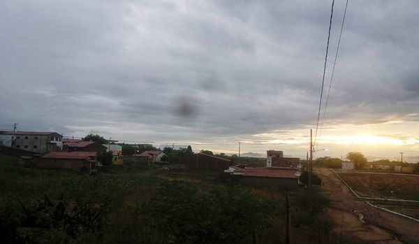 Santa Terezinha-PB atinge índice de 300mm de chuva em menos de dois meses
