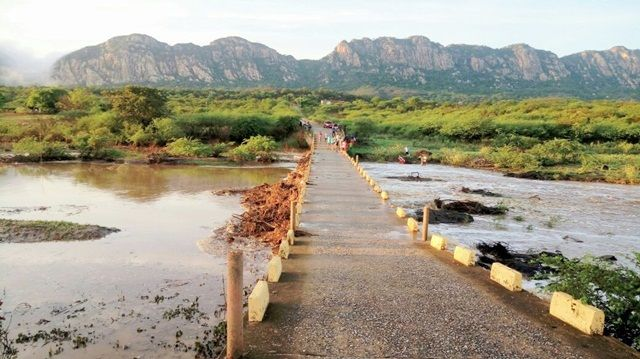 1º LUGAR: Catingueira-PB ultrapassa 1000 milímetros de chuva este ano