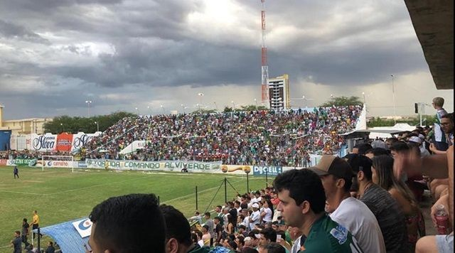 Nacional 2x1 Esporte, pato se complica na tabela