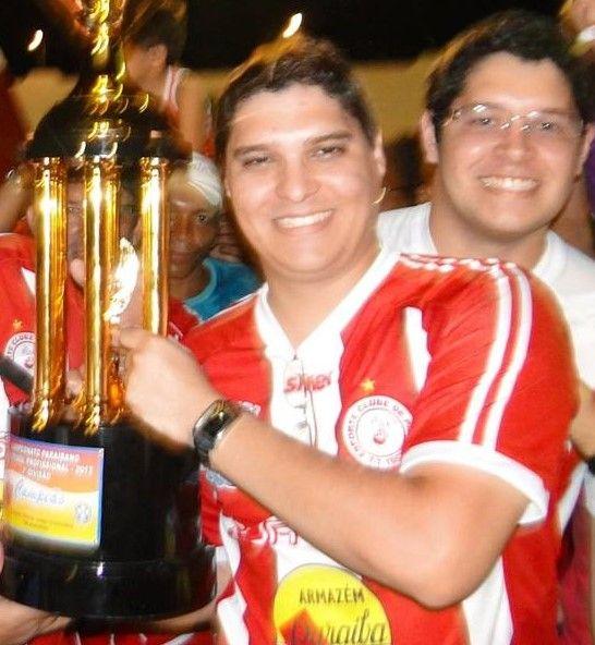 Presidente do Esporte cobra pagamento de subvenção da Prefeitura de Patos. Escute: