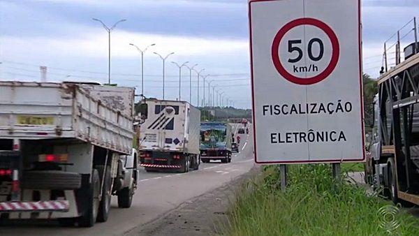 Rodovias da Paraíba vão ter mais de 180 lombadas eletrônicas em 2019, diz Dnit