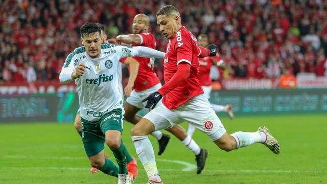 Inter vence o Palmeiras nos pênaltis e vai à semifinal