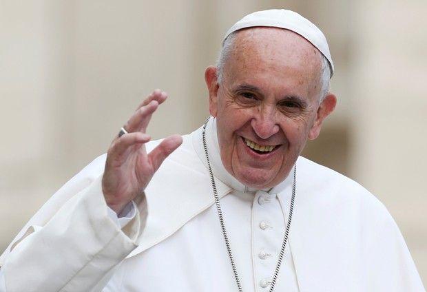 Parabéns! Papa Francisco completa 82 anos