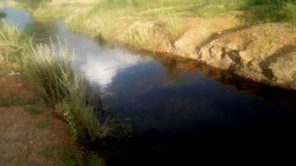 Após serviços da CAGEPA, aumenta vazão de água do Canal da Barragem da Farinha para o Açude do Jatobá