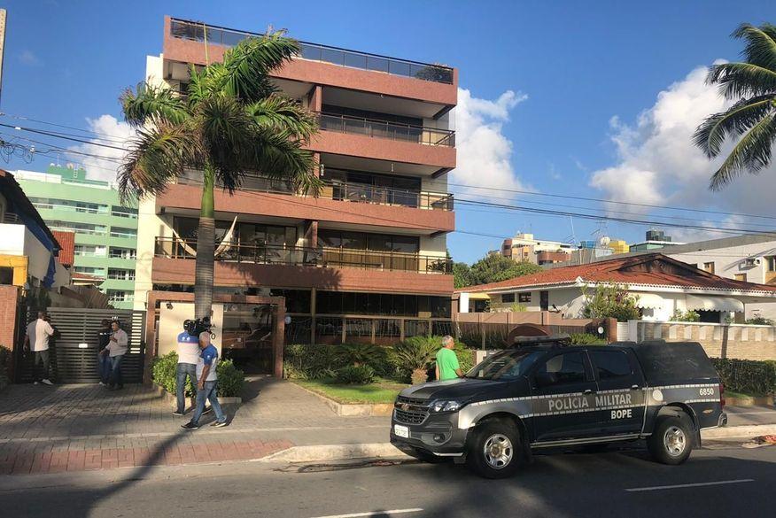 Operação do Gaeco cumpre mandados de busca e apreensão e de prisão em João Pessoa