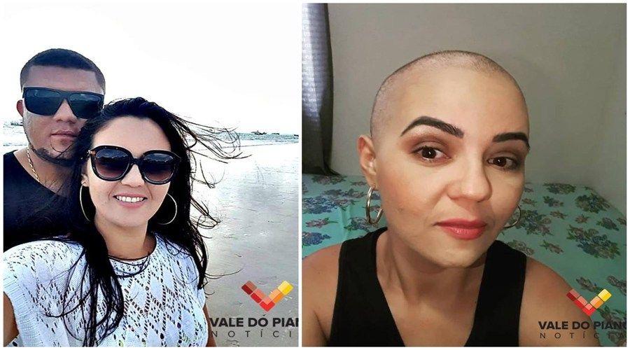 Mulher da cidade de Conceição emociona a todos ao receber o resultado da cura de câncer
