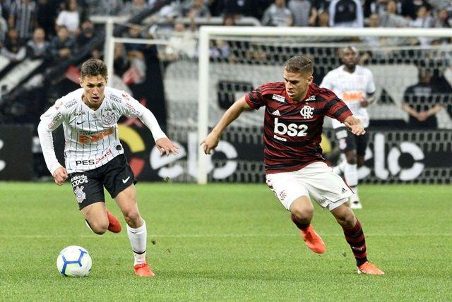 Decepção: Corinthians perde para Flamengo, em Itaquera