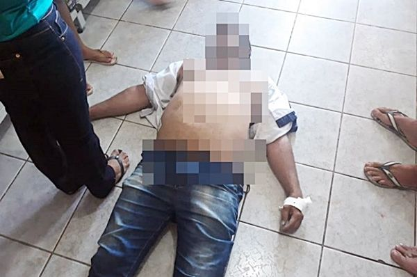 Vendedor da Nordil sofre infarto e morre enquanto atendia dono de mercadinho, no Sertão