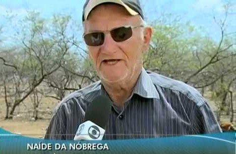 Morre, aos 84 anos, ex-prefeito de Santa Terezinha-PB, Naíde Cabral