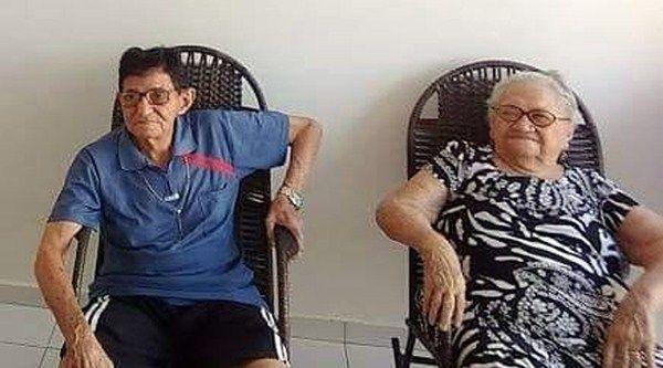 98 anos de seu Antônio Joaquim, um dos comerciantes mais antigos de Patos