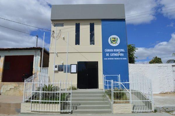 Vereadores de Catingueira fazem questionamentos ao Secretário de Infraestrutura do Município