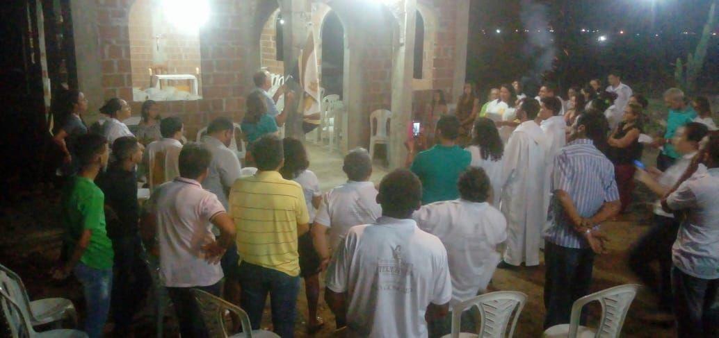 Festa do padroeiro São Gonçalo de Amarante, em Santa Terezinha-PB, teve início nesta quinta-feira