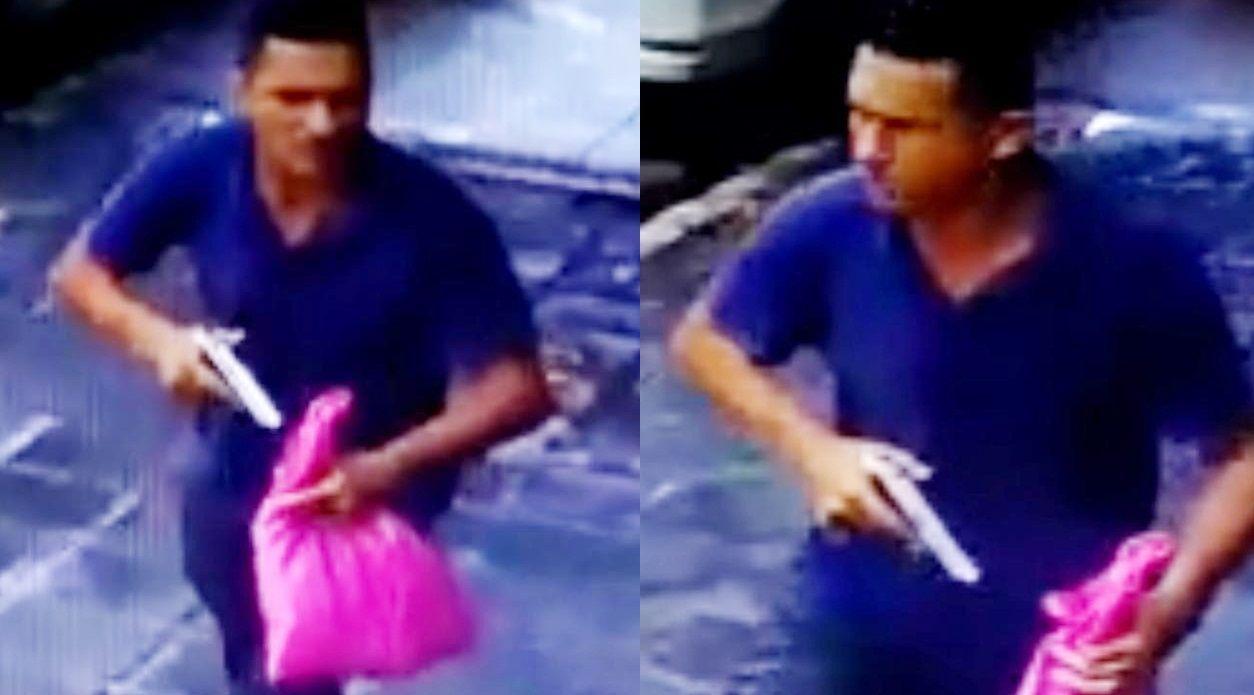 Flagrante: Comerciante é assaltado em pleno centro da cidade de Patos! Veja fotos e vídeo!