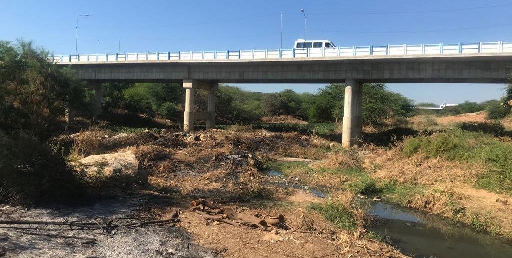 Limpeza do Rio Espinharas já está concluindo a segunda etapa