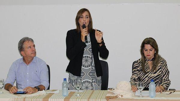 """Sucessão municipal de CG: Ana Cláudia Vital diz: """"Se for a vontade do povo e do meu grupo, estou pronta"""""""