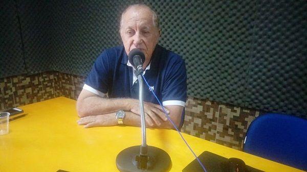 Meteorologia Dr. Mário Leitão diz, no programa Conexão com a Notícia, em Santa Terezinha que inverno de 2019 será acima da média, se nada mudar