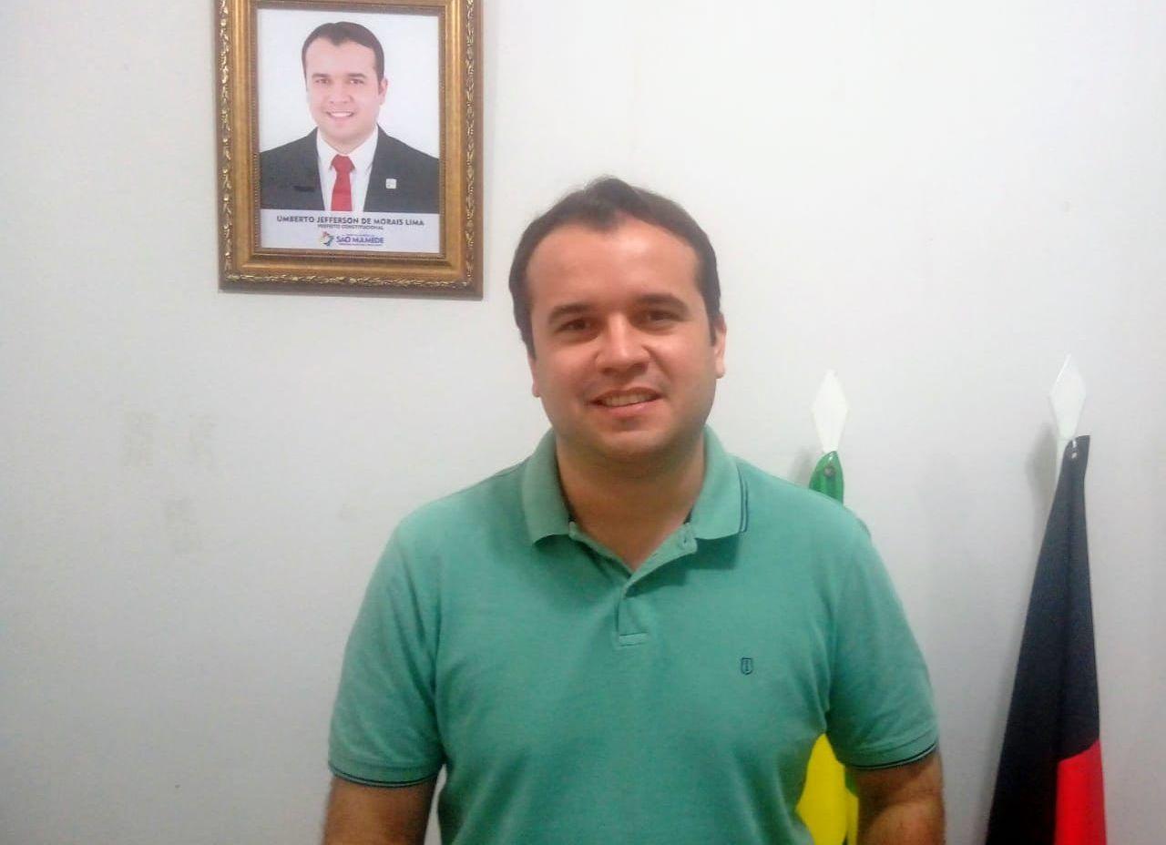 Prefeito de São Mamede-PB denuncia na PC ameaça de morte contra ele e sua família
