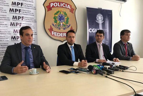ESCÂNDALO DA MERENDA: MPF e PF não descartam novos alvos na Operação Famintos