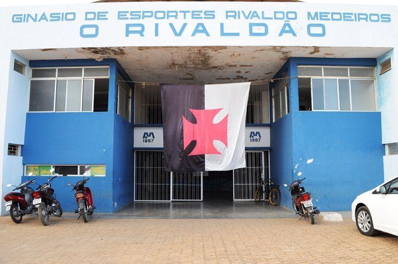 Dirigentes nacionais do Vasco da Gama prestigiam evento no Ginásio O  Rivaldão c976cdfe905df