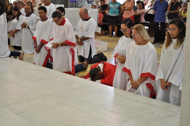 Celebração da Paixão do Senhor na Comunidade de Santo Antônio