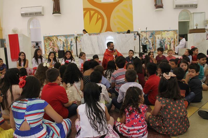 Missa com as Crianças – Solenidade de São Pedro e São Paulo