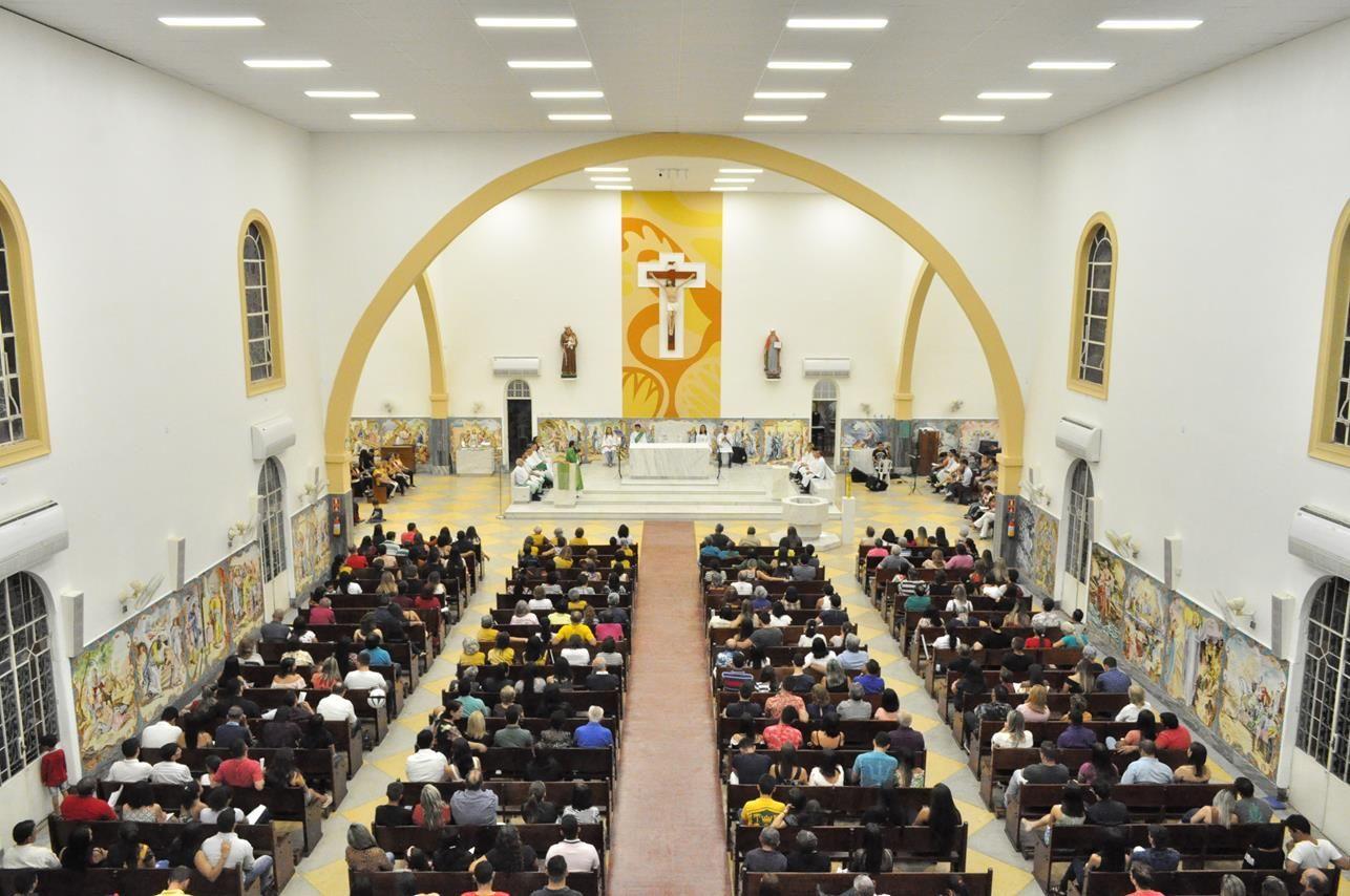 Paróquia Santo Antônio Inicia A Semana Nacional da Família