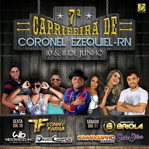 7ª CAPRIFEIRA DE CORONEL EZEQUIEL