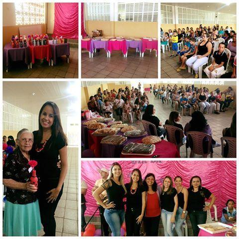 Assistência social de Coronel Ezequiel comemora o dia internacional da mulher